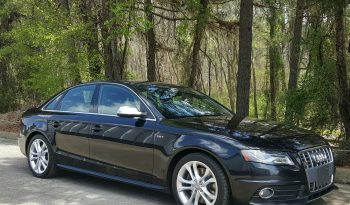 Phantom Black 2011 Audi S4 Premium Plus // 1 Owner // Loaded // Auto