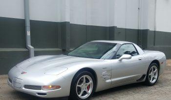 Silver 2001 Chevrolet Corvette Z06 // 62K // Black Leather // Exhaust