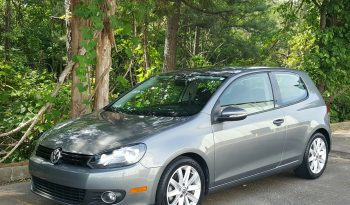United Gray 2011 Volkswagen Golf TDI / 1 Owner / 6 Spd / New Tires