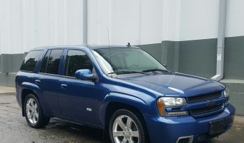Superior Blue 2006 Trailblazer SS / AWD / Black Leather / Tow Package