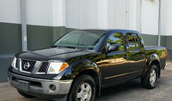 Black 2007 Nissan Frontier Crew Cab SE // 4×4 // 152K // Tow Package