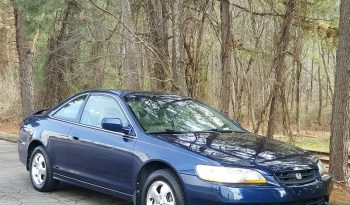 Eternal Blue 2002 Honda Accord EX // Auto // Leather // Records