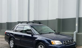 Regal Blue 2003 Subaru Baja Sport // 156K // AWD // Automatic