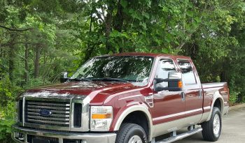 Toreador Red 2008 Ford F-250 Super Duty // 6.4 Diesel // 4×4 // Leather
