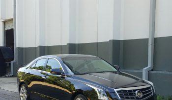 Black 2013 Cadillac ATS 2.0T // 6 Speed // 52K // Nav // Bluetooth