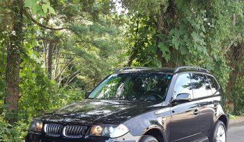 Schwarz Black 2006 BMW X3 M-Sport // 100K // AWD // Pano Roof