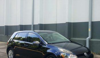 Black 2015 VW Golf // 1 Owner // 71K // Upgrades