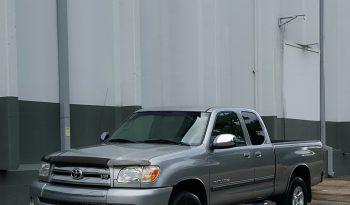 Sky Silver 2005 Toyota Tundra SR5 Access Cab // 4×4 // V8 // Records