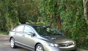 Galaxy Gray 2008 Honda Civic LX // 1 Owner // 5 Speed // 86K