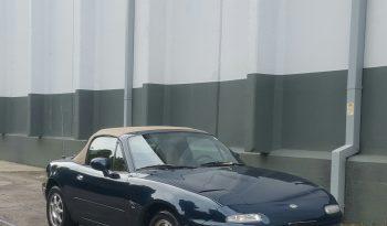Montego Blue 1994 Mazda Miata M-Edition // 153K // 5 Speed // Leather