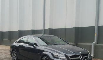 Steel Gray 2014 Mercedes Benz CLS63S AMG // 28K // Biturbo V8 // AWD