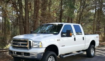 Oxford White 2004 Ford F-250 Lariat // 173K // 6.0 Diesel // Lifted