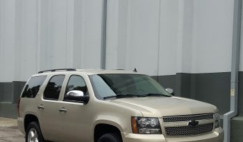 Mist Gold 2008 Chevrolet Tahoe LTZ // 4×4 // 3rd Row // Tow Package