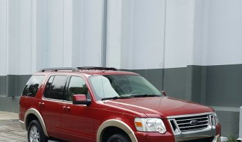Sangria Red 2009 Ford Explorer Eddie Bauer // 3rd Row // 4×4 // Leather
